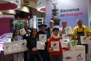 Lauréats bretons Savourez la Bretagne