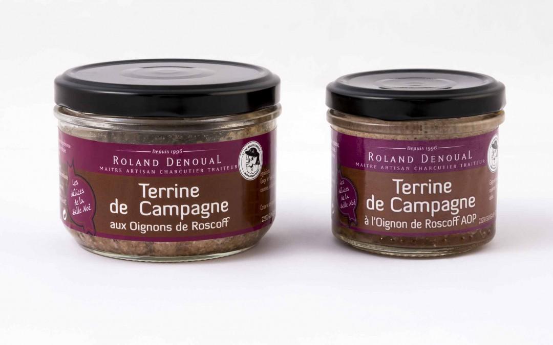 Terrine Oignon de Roscoff labellisée !