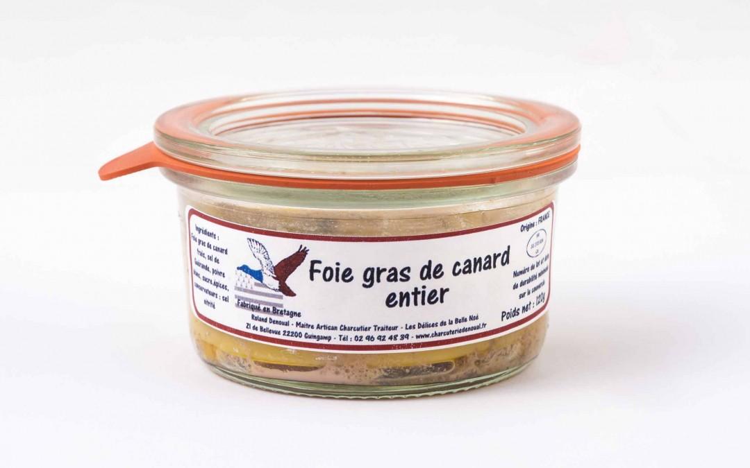 Bientôt les Fêtes, pensez au Foie Gras !