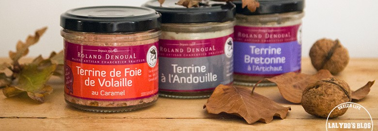 « Les Terrines Made In Côtes D'Armor » par LalyDo