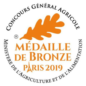 Medaille Bronze 2019 RVB